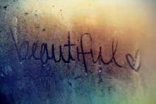 beautiful in mirror